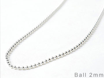 BALL CHAIN 2mm [U4001]