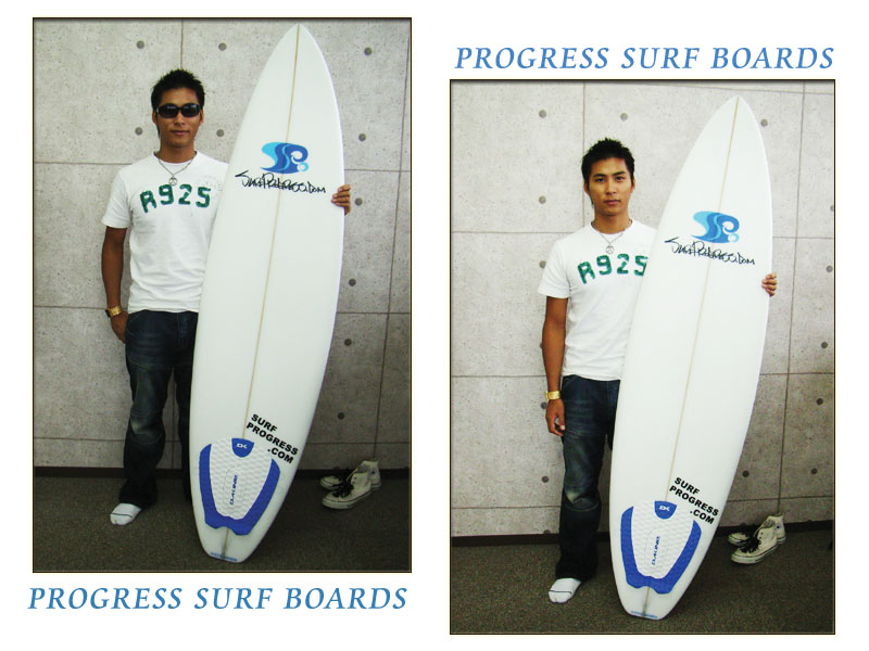 PROGRESS SURF BOARD [progress-surfboard-000015]